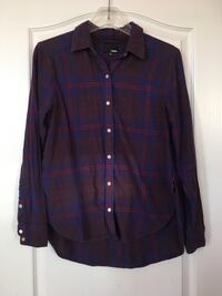 Wilfred Free Flannel Aritzia - S Toronto, M5S 2V1