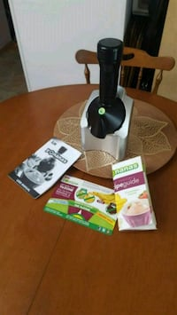 Yonanas ice cream maker Kelowna, V1W