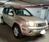 2005 NISSAN X-TRAIL NEEDS NOTHING FOR SAFETY TORONTO