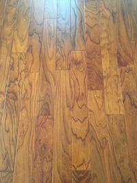 25 sq ft Engineered flooring