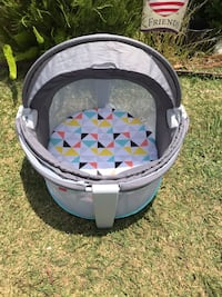 Fisherprice on the go baby dome playpen Whittier, 90605