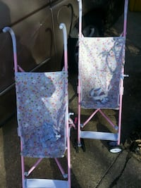 Like new baby umbrella strollers 10each,