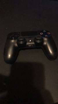 Black sony ps4 game controller Los Angeles, 90063