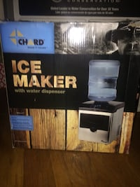 Chard ice maker box