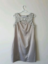 Nude Semi Formal Dress Toronto, M1V 5L4