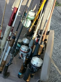 rare vintage rods and reels