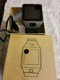 square silver smart watch with box Lehi, 84043