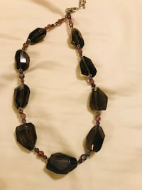 Brown Stone Necklace San Antonio, 78023