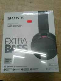 Sony XB950B1 Extra Bass Wireless Headphones with A Baltimore, 21216