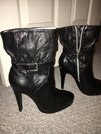 Leather Boots, New, Size 8 $65 District Heights, 20747