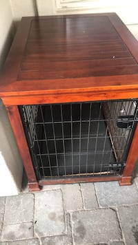Cherry end table crate Thousand Oaks, 91360