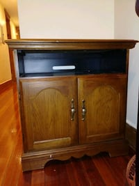 TV Stand with spinning base Boston