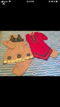 New little princess traditional three piece suits  Calgary, T3K 6J7