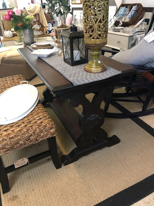 Imported French Antique Walnut Table 91a15b0b-4768-4b4d-943e-d6cb1b7afbea
