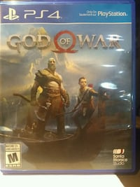 PS4 - God of War Fort Saskatchewan, T8L 1G1