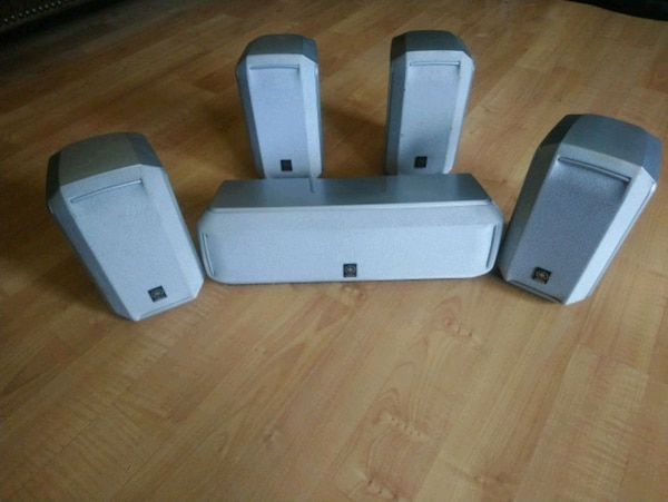 Yamaha surround speakers