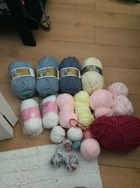 Yarn collection Kitchener