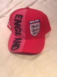 Brand New England hat Burlington, L7L