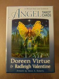 Angel Tarot Cards by Doreen Virtue Long Beach, 90806