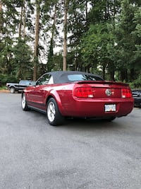2007 Mustang  VANCOUVER