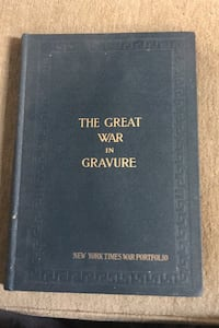 The Great War in gravure Frederick, 21704