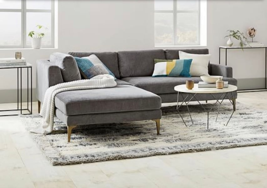 Best West Elm Origami Coffee Table for sale in Collingwood ... | 600x853
