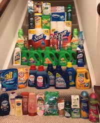 Household/personal care/laundry care bundle Hagerstown, 21740