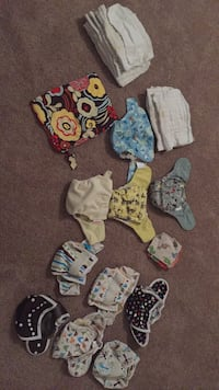 Cloth diapers  Medford, 97501