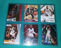 Miami Heat Dwyane Wade Cards