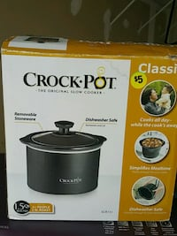 crock pot 64 km
