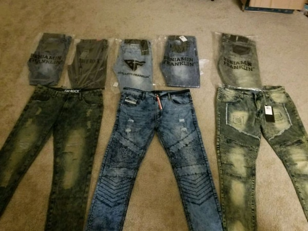 Brand new jeans
