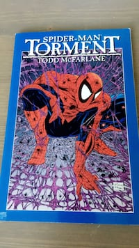 Spider-Man comic book Vancouver, 98683