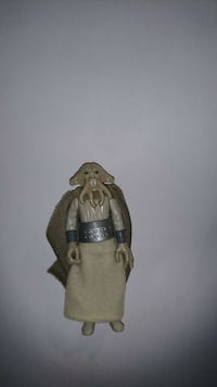 Vintage Star Wars action figur squidface