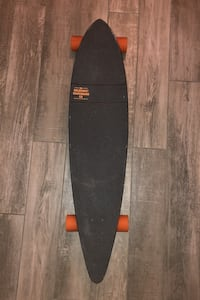 "Gold Coast Skateboard Company 44"" Pintail Longboard  Fairfax, 22030"