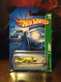 HOT WHEELS HAMMER SLED TREASURE HUNT DIECAST