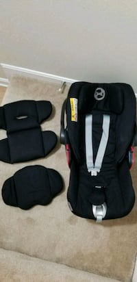 Cybex Cloud q infant car seat 41 km