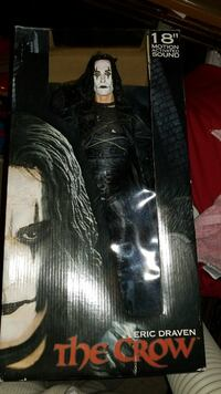 18-inch Eric Draven The Crow action figure
