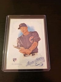 Addison Russell Rookie Card - Free Shipping