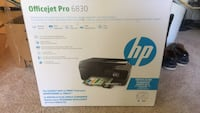 HP Officejet Pro printer box Sterling, 20164