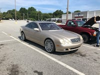 2002 Mercedes CL Class Indian Trail