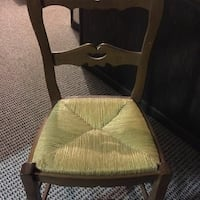 Antique Chairs - Set of 4 Mississauga