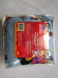 Fleece sheet set Dora, (Brand NEW) Toronto, M2N 0A5
