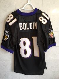 Baltimore Ravens #81 Anquan Boldin Jersey Size Large 50 New Toronto, M6M