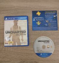Juego Uncharted Collection PlayStation 4