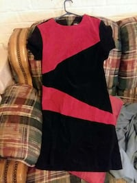 Red and black Sag Harbor Dress Pleasant Hill, 71065