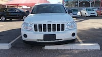 2007 Jeep Grand Cherokee White Mesa, 85201