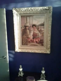 Antique oil painting  Mississauga, L4Y 3M5