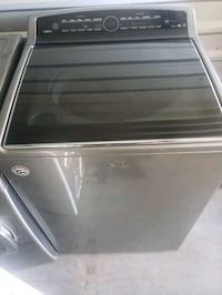 Platinum Gray Samsung Glass Top Washer ONLY- DELIVERY AVAILABLE