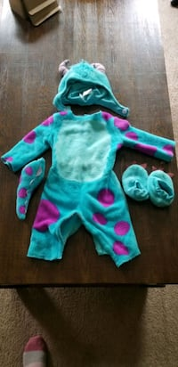 complete Sully costume from Monsters Inc. Harrisburg, 17113