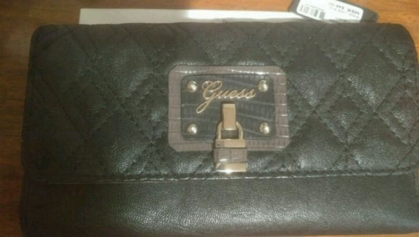 New Guess wallet 0
